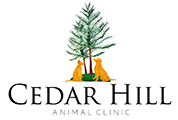 Cedar Hill Animal Clinic Logo