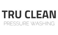 Tru Clean Pressure Washing Logo
