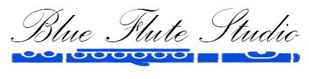 Blue Flute Studio Logo