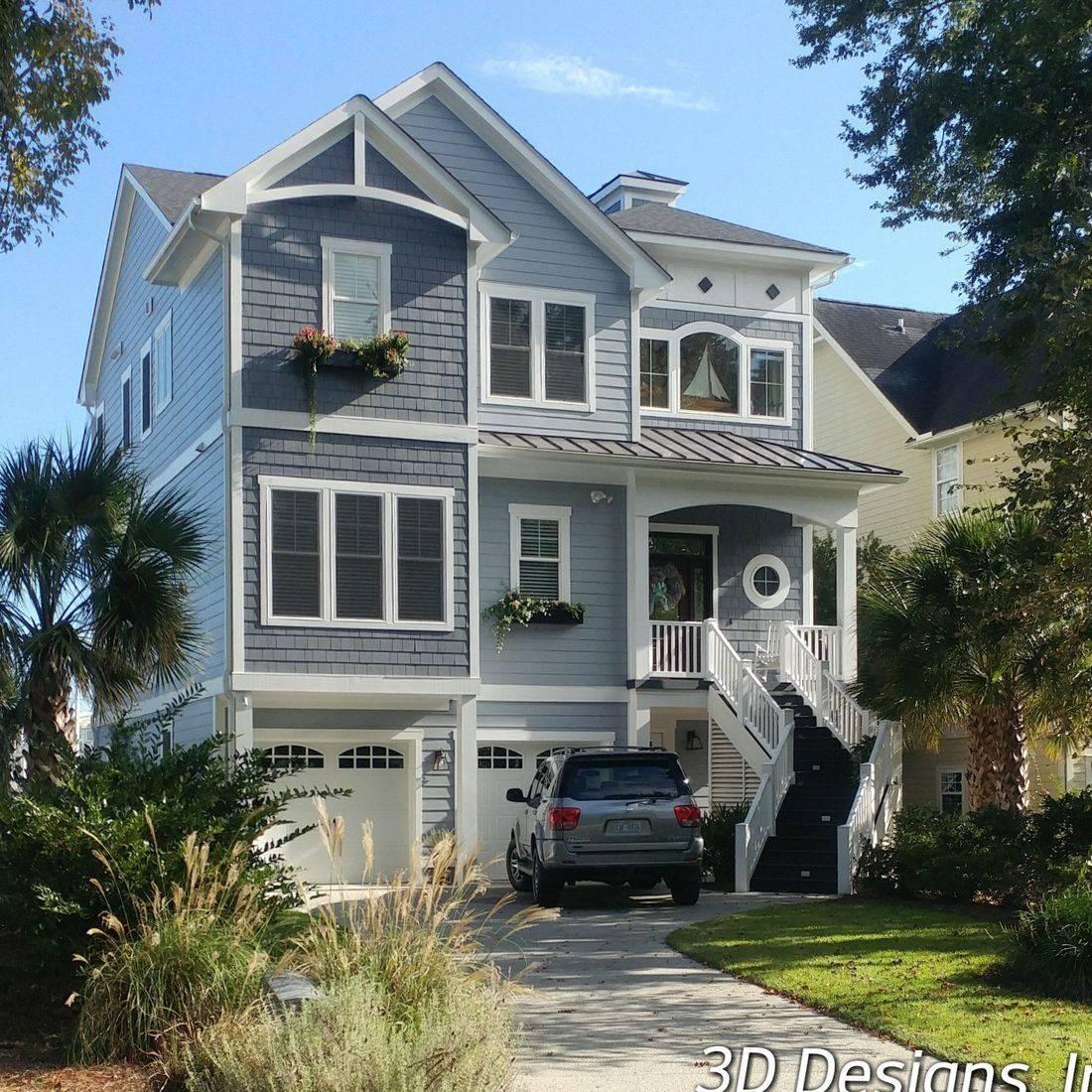 Custom Home Design Southport, NC