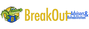 BreakOut Advisors & Rehabilitation Logo