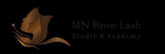 Minnesota Brow Lash Studio & Academy Logo