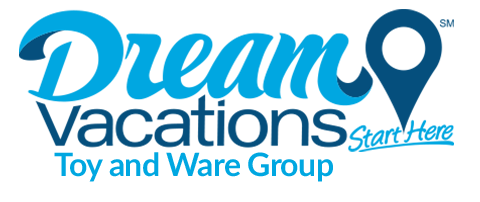 Dream Vacations - Toy and Ware Group Logo