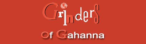 Grinders of Gahanna Logo