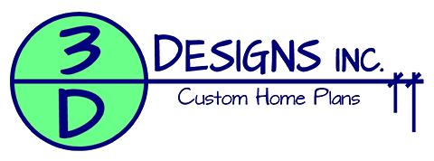 3D Designs, Inc. Logo