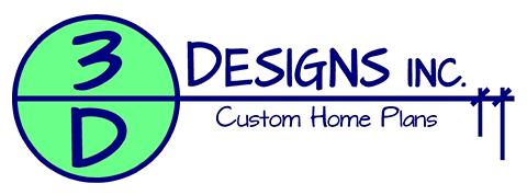 3D Designs, Inc. Logo