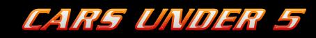 Cars Under 5 Logo