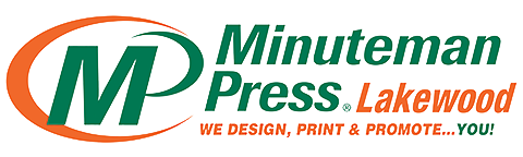 Minuteman Press Lakewood Logo