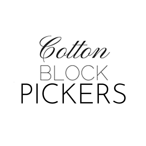 Cotton Block Pickers Logo