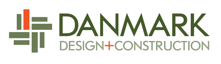 Danmark Design+Construction Logo