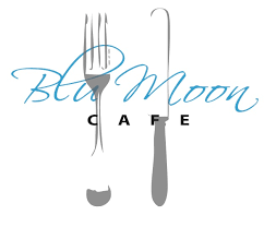 Blu Moon Cafe Logo