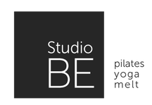 Studio Be Pilates, Yoga & Melt Logo
