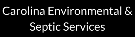 Carolina Environmental & Septic Services Logo