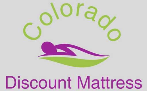 Colorado Discount Mattress Logo