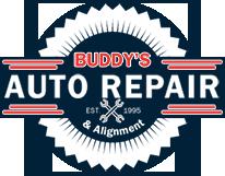 Buddy's Auto Repair & Alignment Logo
