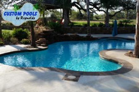 Pool Builder La Vernia Tx Swimming Pool Contractor Near