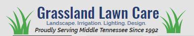 Grassland Lawncare Logo