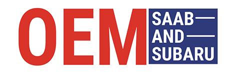 OEM SAAB and Subaru Repair Logo