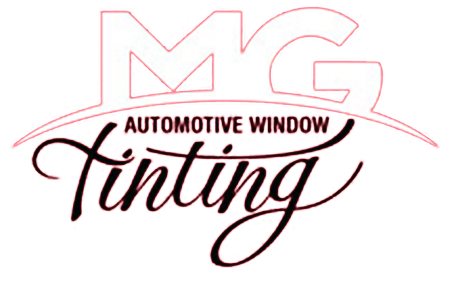 MG Window Tint Logo