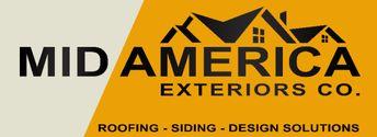 Mid America Exteriors Logo