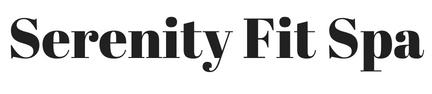 Serenity Fit Spa Logo