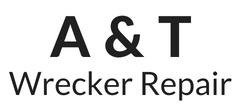 A & T Wrecker Repair Logo
