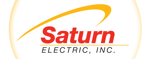 Saturn Electric Logo