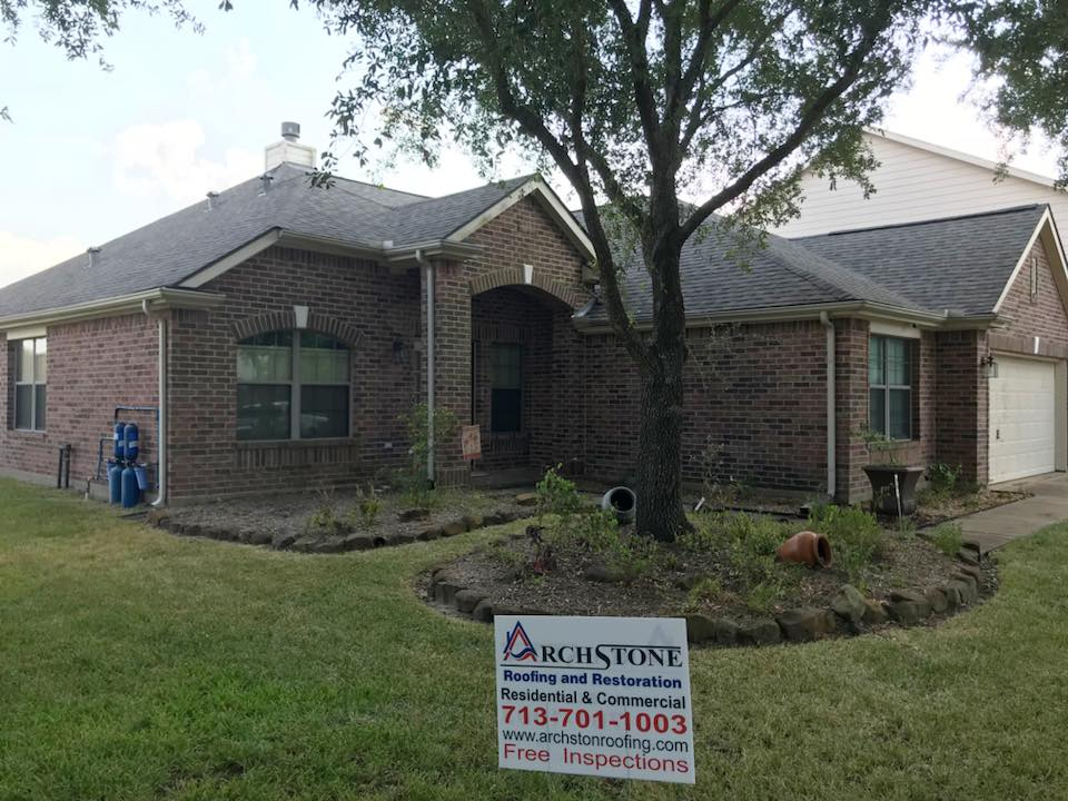 Roofing Cypress Tx Roofing Near Me Archstone Roofing