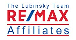 The Lubinsky Team - RE/MAX Affiliates Logo
