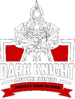 Dark Knight Motor Group Logo