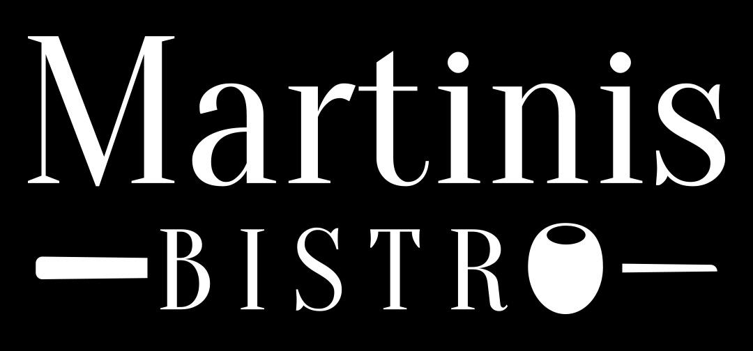 Martinis Bistro Logo
