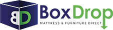 BoxDrop Mattresses & More Logo