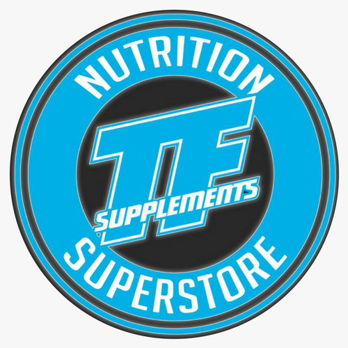 TF Supplements Spring Nutrition Superstore Logo