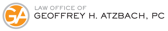 Law Office of Geoffrey H. Atzbach, PC Logo