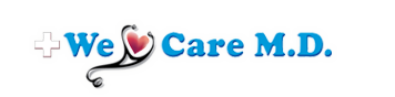 We Care M.D. Logo