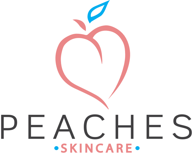 Peaches Skin Care - Naples Logo
