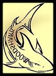 Wood Shark Trading Company Logo