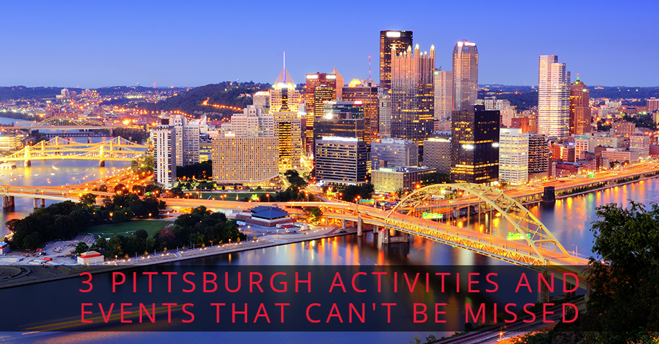 3 Pittsburgh Summer Activities and Events That Can't Be Missed