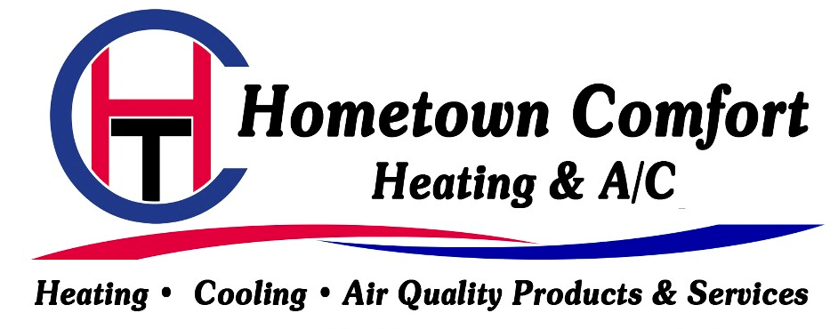 Hometown Comfort Heating & A/C Logo