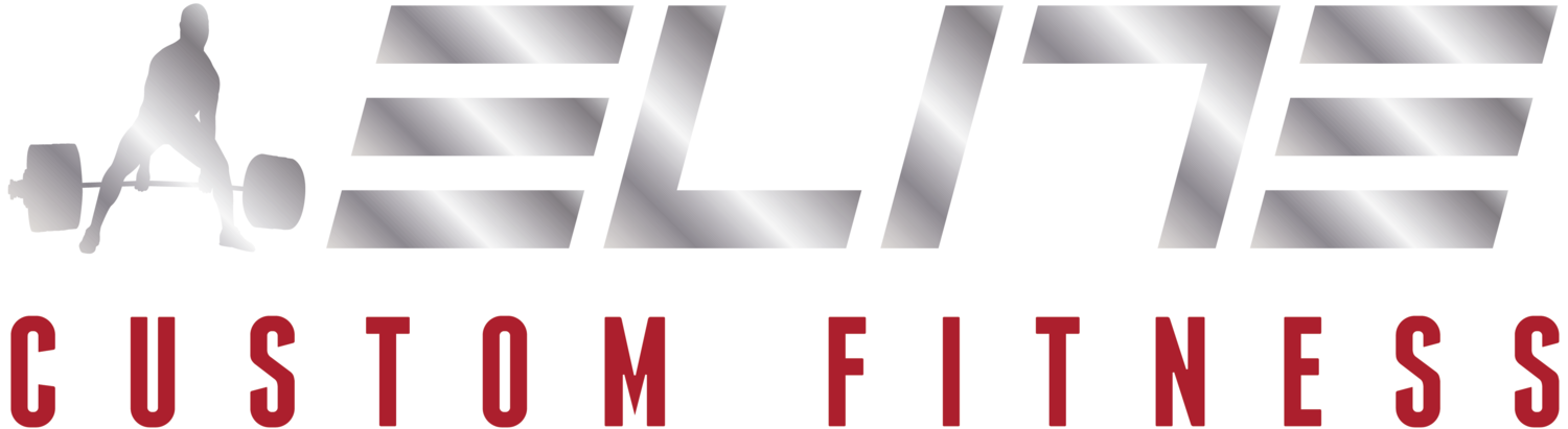 Elite Custom Fitness Logo