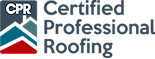 Certified Professional Roofing Logo