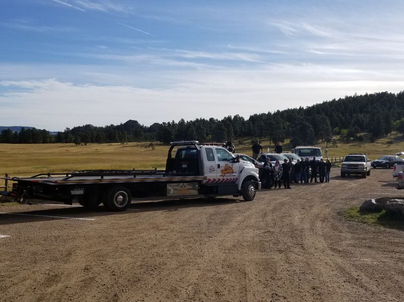 Tire Repair Near Me Open Sunday >> 24-Hour Towing Service In Evergreen, CO | Towing Service ...