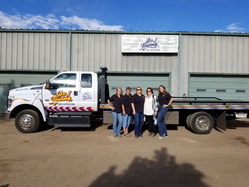 24 Hour Towing Service In Evergreen Co Towing Service