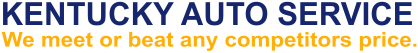 Kentucky Auto Service & Towing Logo