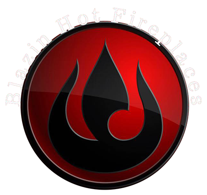 Blazin Hot Fireplaces Logo