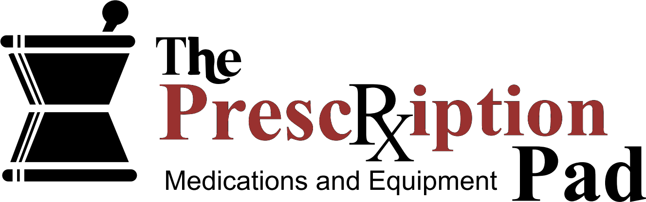 The Prescription Pad Logo