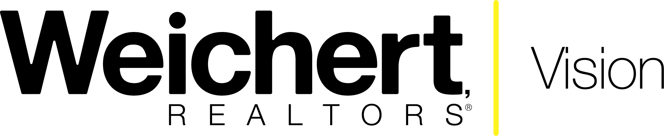 Weichert Realtors - Vision Logo