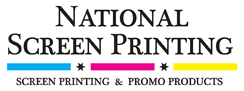 National Screen Printing Logo