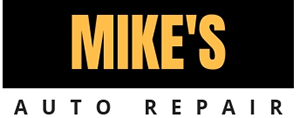 Mike's Automotive Repair Logo