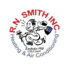 R.N. Smith Heating & Cooling Logo